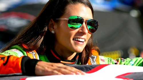 The Other Side Of Chevrolet's Danica Patrick