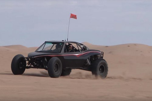 This Dune Buggy Proves Dreams DO Come True!