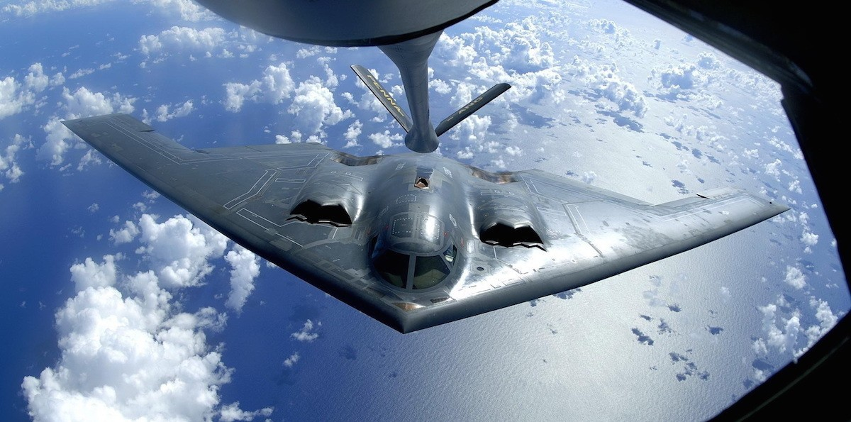 A Closer Look: Stealth Tech Makes The US Military The World's Strongest Fighting Force