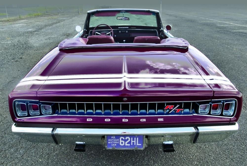 Dodge Coronet Convertible and 21 other rare cars - The Vintage ...