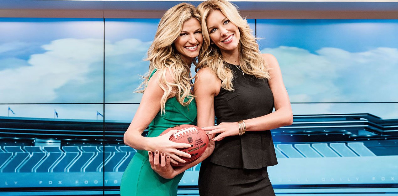 27 Most Beautiful & Talented Women In Sports Reporting